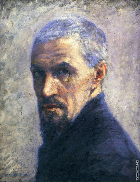 Self-Portrait (Caillebotte)