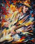 Stevie Ray Vaughan 2 (Afremov)