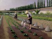 The Gardeners (Caillebotte)