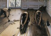 The Floor Scrapers (Caillebotte)