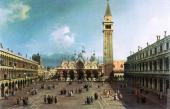 View of Piazza San Marco 1 (Canaletto)