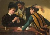 The Card-sharper (Caravaggio)