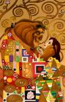 The Accomplishment of the Beast (after Klimt)