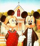 Disney Gothic (after Wood)