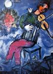 The Violinist (Chagall)