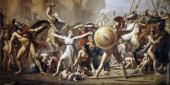 The Intervention of the Sabine Women* (David)