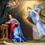 The Annunciation (De Champaigne)