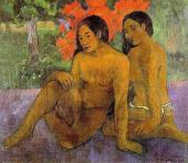 And the gold of their body (Gauguin)