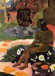 Her name is Viaraumati (Gauguin)