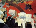 The vision after the sermon (Gauguin)