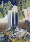 Yoro Waterfall in Mino Province (Hokusai)