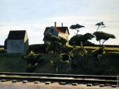 New York - New Haven and Hartford (Hopper)
