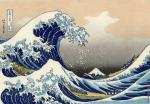 The Great Wave off Kanagawa (Hokusai)