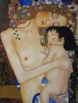 Mother and Child (Klimt)