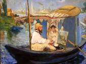 The Floating Studio (Manet)