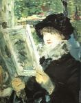 The pictorial (Manet)