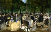 Music in the Tuileries (Manet)