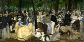 Music in the Tuileries* (Manet)