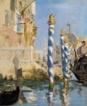 The Grand Canal - Venice (Manet)