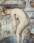 Woman in a tub (Manet)