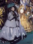 Women at the races (Manet)