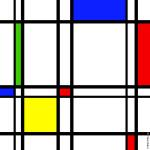 Composition 13 (Mondrian)
