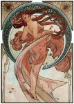 The Arts - Dance (Mucha)