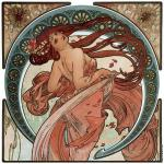 The Arts - Dance* (Mucha)