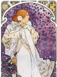 The Lady of the Camellias* (Mucha)