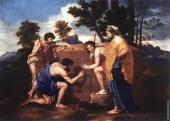 Shepherds of Arcadie (Poussin)