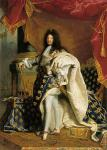 Louis XIV King of France and Navarre (Rigaud)