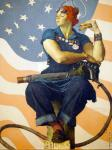 Rosie the Riveter (Rockwell)