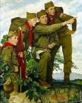 Scouting is Outing (Rockwell)