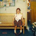 Shiner - Outside the Principal's Office (Rockwell)