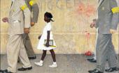 The Problem We All Live With - Ruby Bridges (Rockwell)