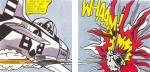 Diptych Whaam! (Roy)