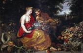 Ceres and Pan (Rubens)