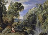 Landscape with Psyche and Jupiter (Rubens)