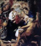 Our Lady with the Saints (Rubens)