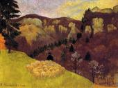 The Flock in the Black Forest (Sérusier)
