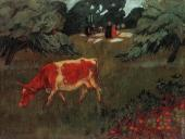 The Wash in a Large Meadow (Sérusier)