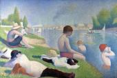 Bathing at Asnieres (Seurat)