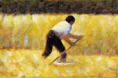 The Mower (Seurat)