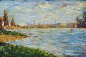 The Riverbanks (Seurat)