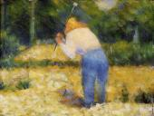 The Stone Breaker 1 (Seurat)