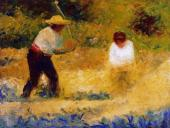 The Stone Breaker 3 (Seurat)