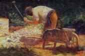 The Stone Breaker 4 (Seurat)