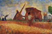 The Stone Breakers (Seurat)