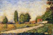 Village Road (Seurat)