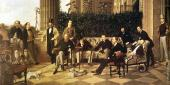 The Circle of the Rue Royale (Tissot)